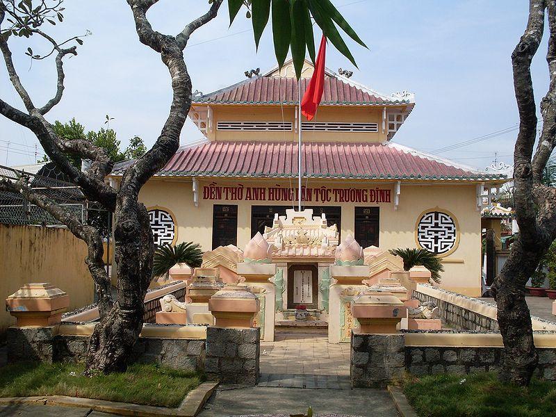 Di tích Trương Định