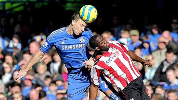 Chelsea hoàn toàn vượt trội.