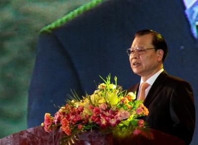 Phó Thủ tướng Vũ Văn Ninh: Đảng và Nhà nước ta luôn quan tâm và ban hành nhiều chủ trương, chính sách quan trọng nhằm phát huy tiềm năng và lợi thế của biển - Ảnh VGP/Xuân Tuyến
