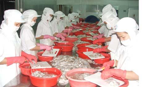 Doanh nghiệp trong ngành thủy sản hiện gặp không ít khó khăn.