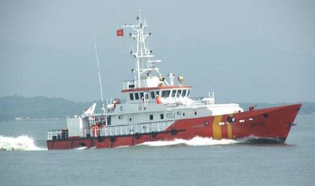 Tàu cứu hộ SAR 413 (ảnh minh họa).