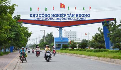KCN Tan Huong