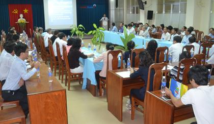 Hội thảo Vietinbank đồng hành cùng doanh nghiệp.