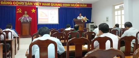 /c Nguyễn Thanh Hiền, Phó Trưởng ban Tu