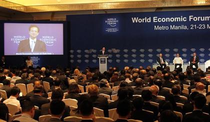 Thủ tướng Nguyễn Tấn Dũng phát biểu tại diễn đàn.