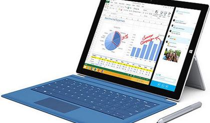 Surface Mini cùng bộ bàn phím di động. (Nguồn: Microsoft)