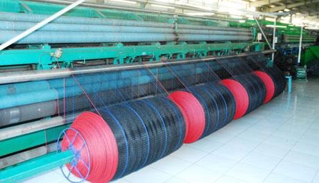 Một loại lưới dùng trong nông nghiệp công nghệ cao của Nhật Bản.