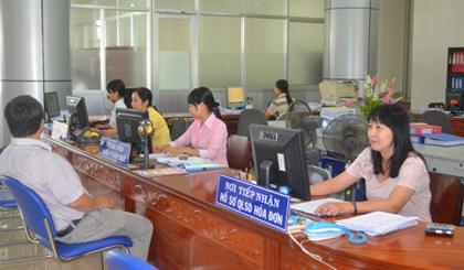 Kê khai thuế tại Cục Thuế tỉnh.