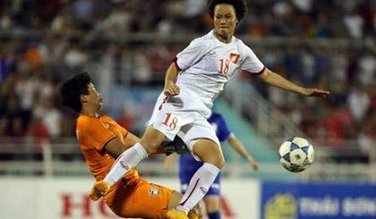 Đội tuyển nữ Việt Nam đã chính thức ghi tên mình vào vòng loại thứ 3 Olympic Rio 2016 khu vực châu Á sau khi Đài Loan bất ngờ thua 1-3 trước Myanmar.