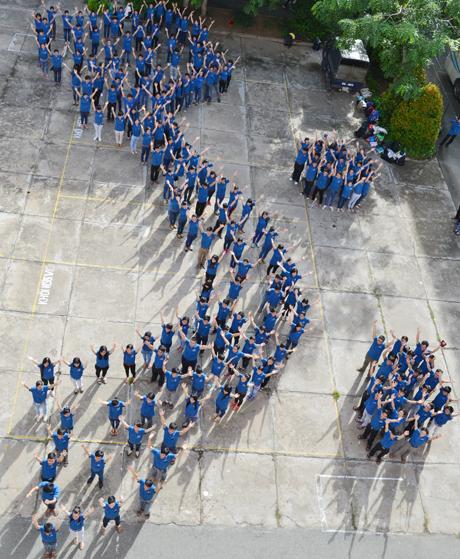 Kết quả hình ảnh cho sinh viên đại học tiền giang