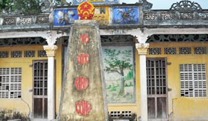 Đình Ngãi Hữu, xã Thân Cửu Nghĩa, huyện Châu Thành.