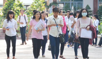 Tien Giang University to enroll 2,100 students in a school