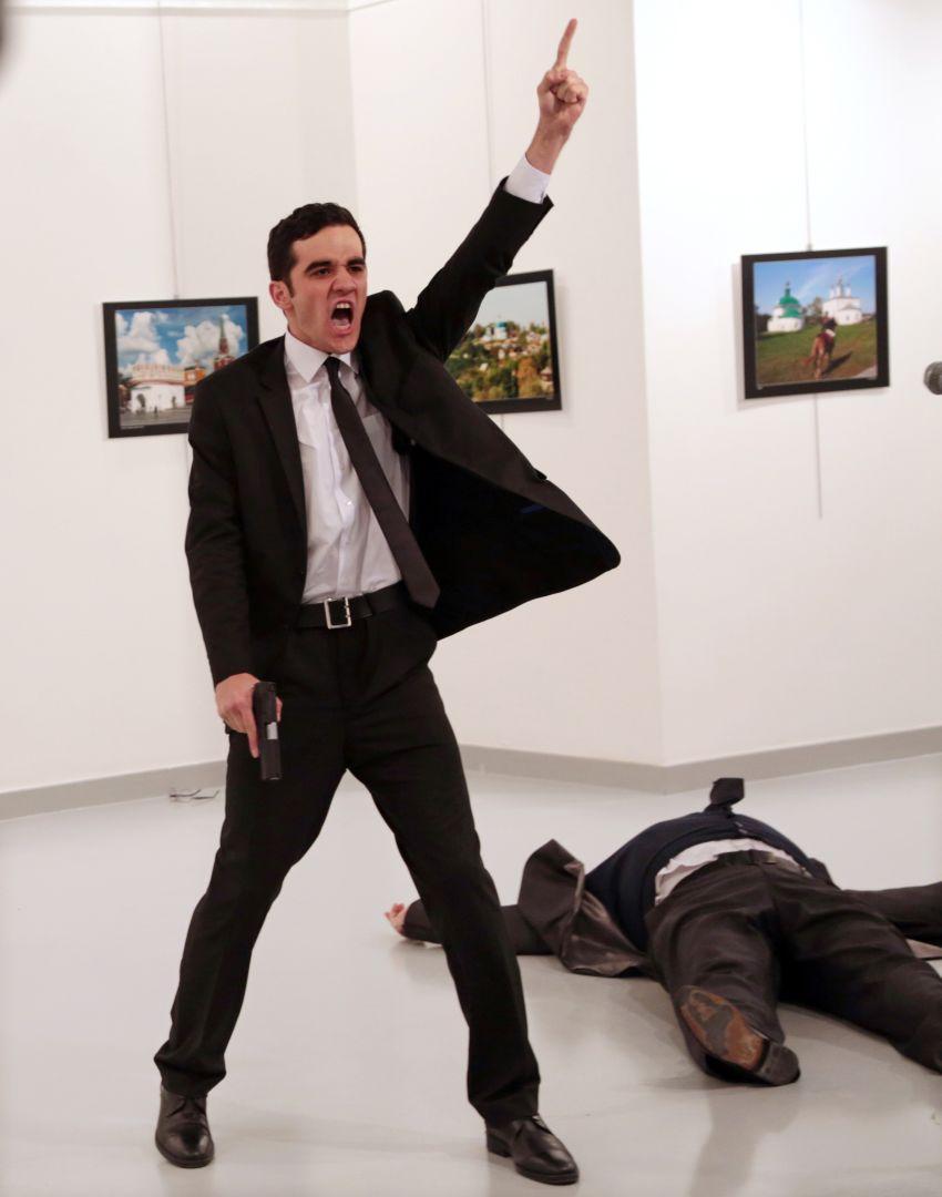 Giải đặc biệt: Bức ảnh báo chí của năm