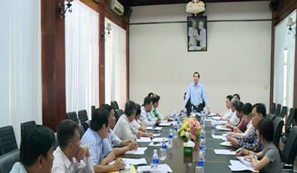 Provincial leaders presided over the implementation of compensation of Gia Thuan 1 industrial cluster