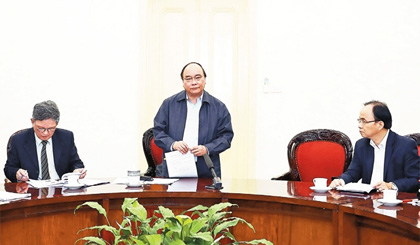 PM urges assurance of Vietnamese medicinal materials' quality