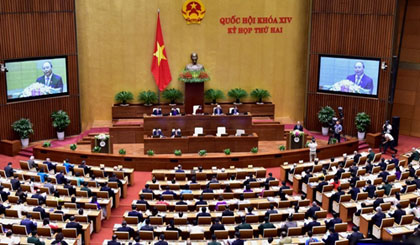 Third session of 14th National Assembly to open on May 22