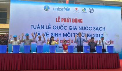 National clean water week launched in Ha Noi