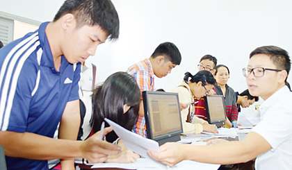 Over 850,000 students apply for national high school graduation exam