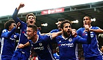 Chelsea 3-0 Middlesbrough: Hai thái cực