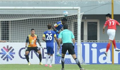 AFC Cup: Quang Ninh's consolation win against Yadanarbon