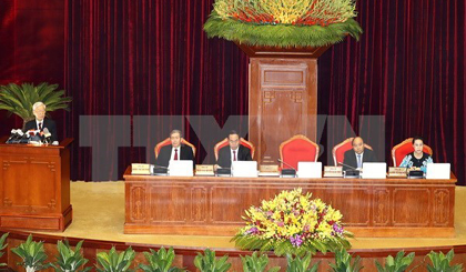 Private sector, Politburo's performance spotlighted at Party's meeting