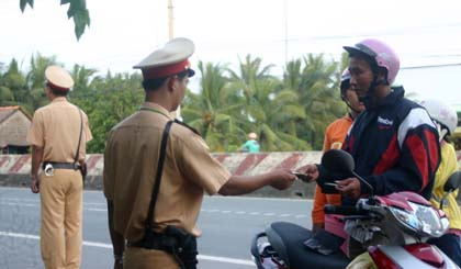 Four intersectoral teams to inspect traffic order and safety in June