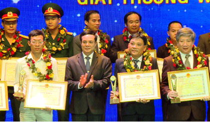 Tien Giang has won 3 national scientific research awards