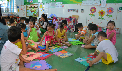 Preschoolers in disadvantaged areas exempted tuition fee from 2018
