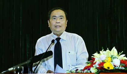 Tran Thanh Man appointed new President of VFF Central Committee