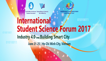 International student science forum opens in Ho Chi Minh City