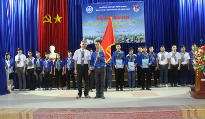 Tien Giang University launches the
