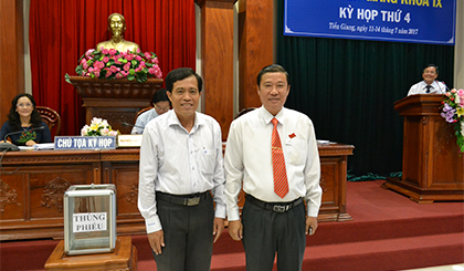 Tien Giang People's Council concludes 4th session