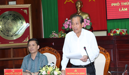 Soc Trang urged to improve living standards for ethnic minorities