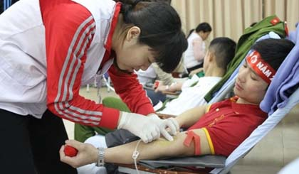 38,000 blood units collected in Red Journey 2017