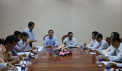 Triển khai quyết định thành lập Tổ Tiếp xúc đầu tư tỉnh Tiền Giang