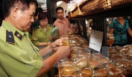 Six inspection teams to check Mid-Autumn Festival products