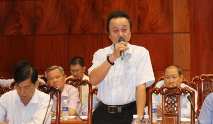 Phát biểu tại hội nghị, ông Phạm Đức Thuyên, Chủ tịch HĐQT, kiêm Giám đốc Công ty TNHH sản xuất thương mại Phú Đạt cho rằng, mối quan hệ giữa chính quyền các cấp của tỉnh Tiền Giang và cộng đồng DN ngày càng được cải thiện tích cực