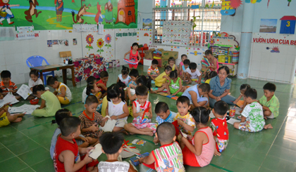 National programme focuses on early childhood development