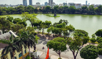 Changes in Hanoi since Liberation Day