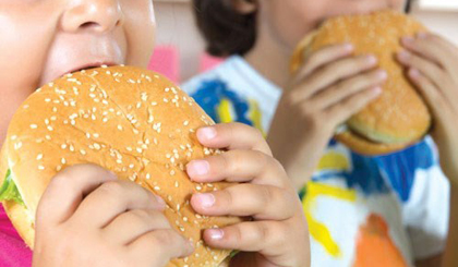 Childhood obesity in major cities rise