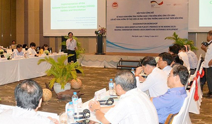 Mekong Dea needs over $5.28 billion for green growth by 2025