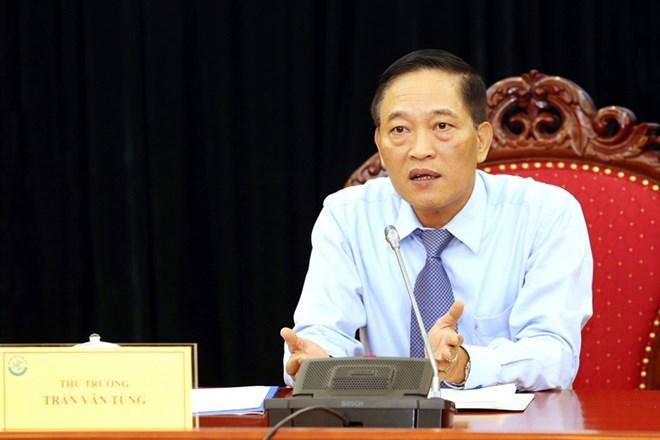 Thứ trưởng Trần Văn Tùng cho biết, việc kết nối rất quan trọng trong hệ sinh thái khởi nghiệp. (Nguồn: KHCN)
