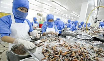 Seafood exports fetch over US$7.5 billion in eleven months