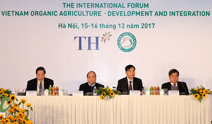 Organic farming – important part of Vietnam's agricuure, PM says