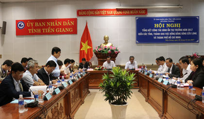 Linking to stabilize price on the occasion of Tet