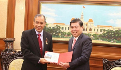 Outgoing Indonesian Consul General bids farewell to Ho Chi Minh City