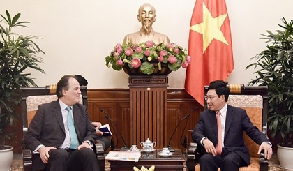 Vietnam, UK forge strategic partnership
