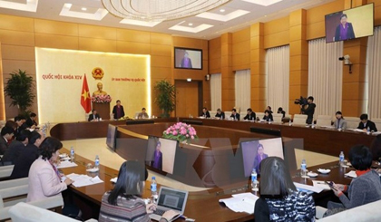 APPF-26: Transmitting an image of renovated Vietnamese National Assembly