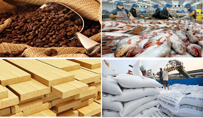 Agro-forestry and fishery exports estimated at US$6.1 billion in first two months