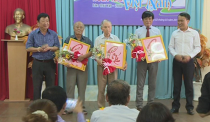 Tien Giang celebrates the Vietnam Poetry Day